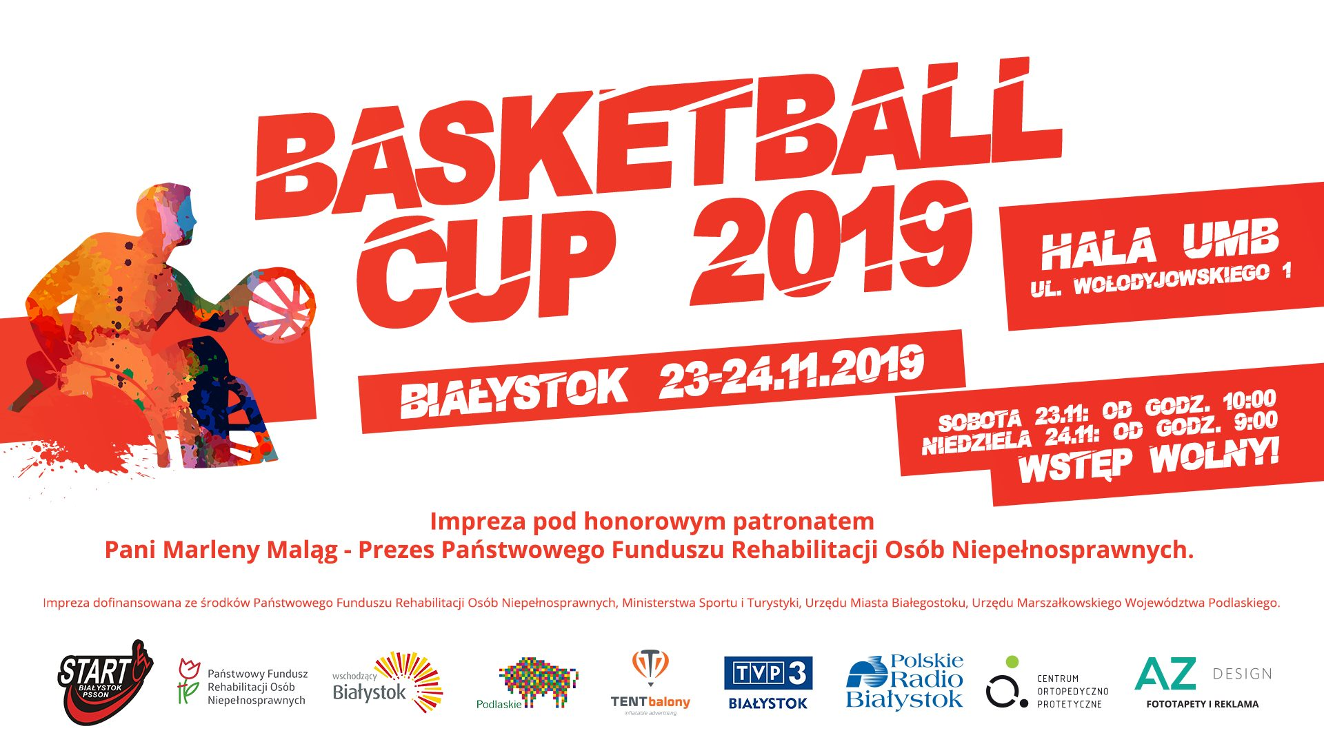 Basketball CUP 2019 Bialystok